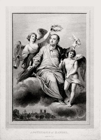Apotheosis of Handel