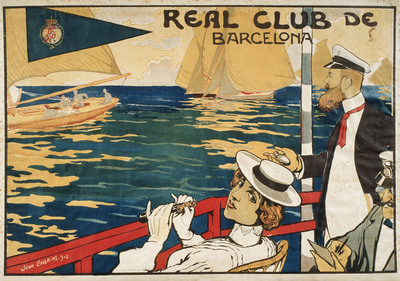 Image from object titled Real Club de Barcelona