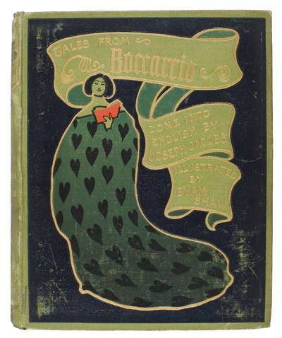 «Tales» from Boccaccio (cover illustration)