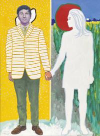 Mensenpaar [dut] -; Couple humain [fre]