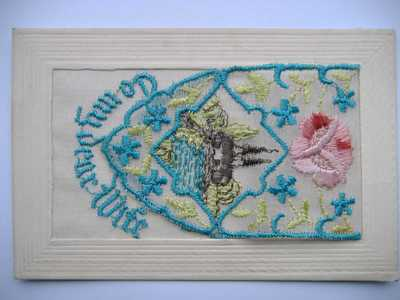 Embroidery on post cards (10)