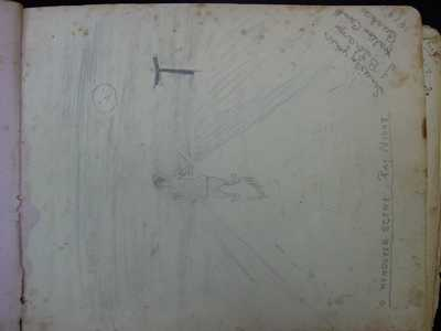 Autograph book from Didcot relating to Kenneth Tallett and Family (33)