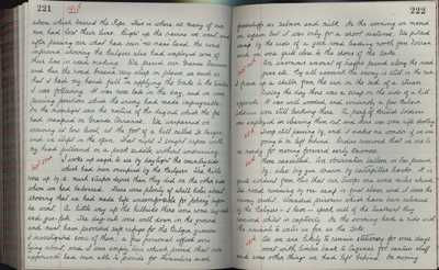 Memoirs in diary form of Joseph Whitham (111)