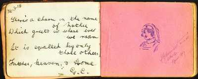 Autograph Book of QMAAC Wkr Margaret McElligott (31)