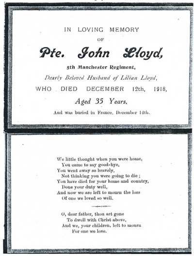 Photographs of Edward Lloyd and John Lloyd (1)