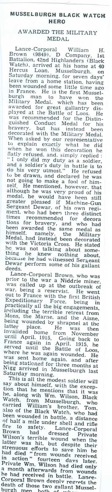 Newspaper article (1)