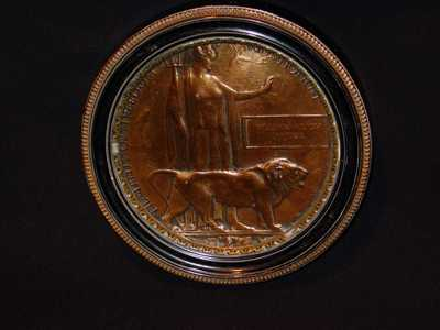 Memorial Plaque of William Hugh Owen(s) (2)