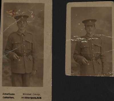 Photographs of William Hugh Owen(s)