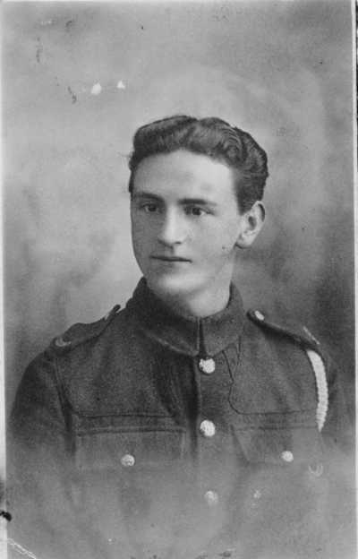 Photographs of Private Frank Kelty (2)