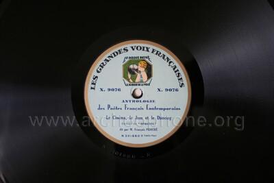 Image from object titled Le Cinéma, le Jazz et le Dancing, extrait de «Sonates»