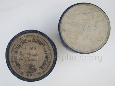 Image from object titled Le chant du départ