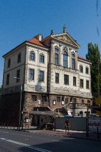 Warszawa - Zamek Ostrogskich