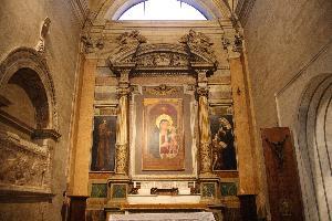 Kaplica Frangipane - Maddaleni-Capiferro
