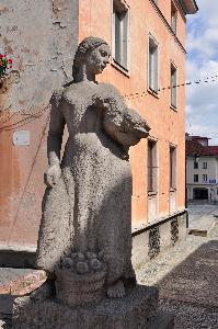 """Warszawa - """"Przekupka"""""""