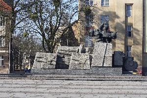 Toruń - Pomnik Artylerii Polskiej