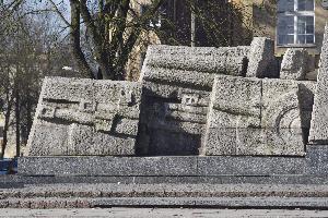 Toruń – Monument to the Polish Artillery