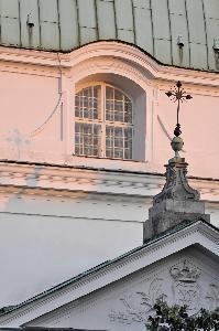 Warszawa - kościół pw. św. Kazimierza