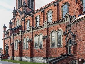 Sosnowiec - bazylika katedralna pw. Wniebowzięcia Najświętsza Marii Panny