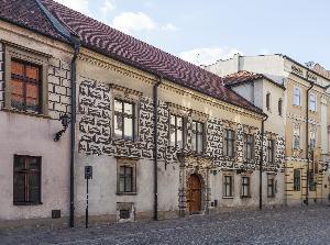 Kraków - Dom Dziekański