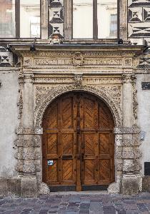 Kraków - Dom Dziekański - portal