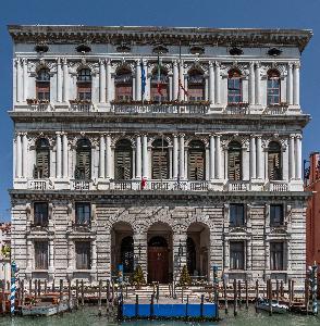 Wenecja - Palazzo Corner della Ca' Granda