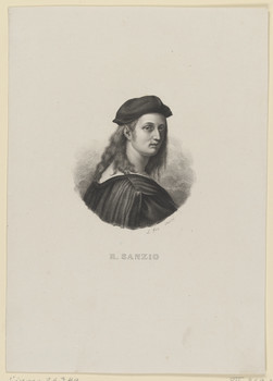 Bildnis des R. Sanzio