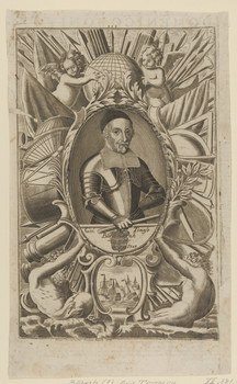 Bildnis des Giovanni Tomaso Blan'h