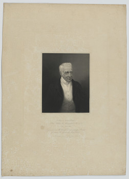 Bildnis des Feldmarschalls Duke of Wellington