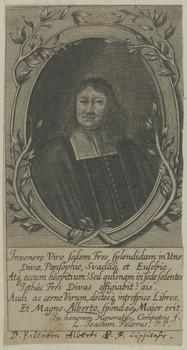 Bildnis des Valentin Alberti