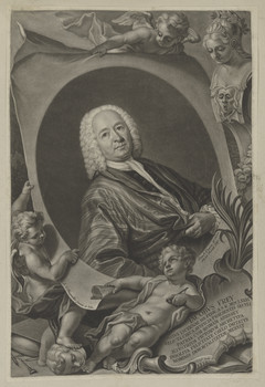 Bildnis des Iacobvs Frey