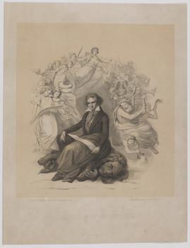 Bildnis des Ludwig van Beethoven