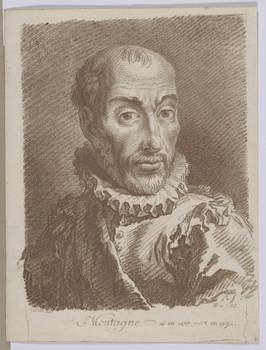 Bildnis des Michel Eyquem de Montaigne