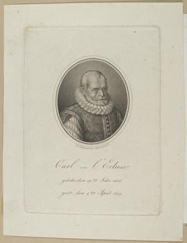 Bildnis des Carl von L'Ecluse