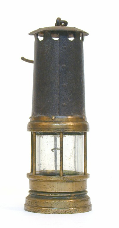 Image from object titled Lamp, mining