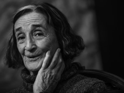 Ivanka Mežan, portret