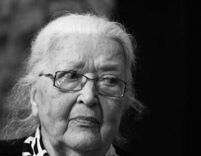 Iva Zupančič, portret