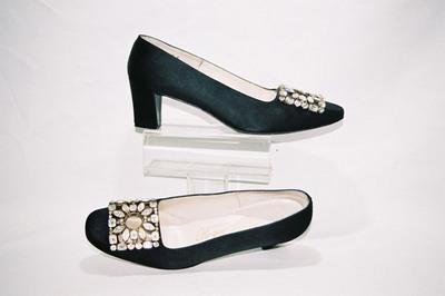 Ladies pumps by designer Roger Vivier.