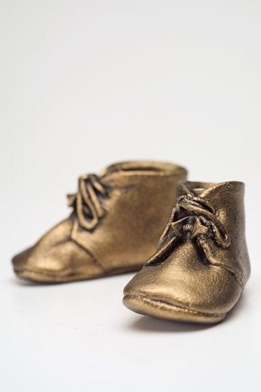 Artist's shoes