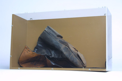 Image from object titled Artist's shoes