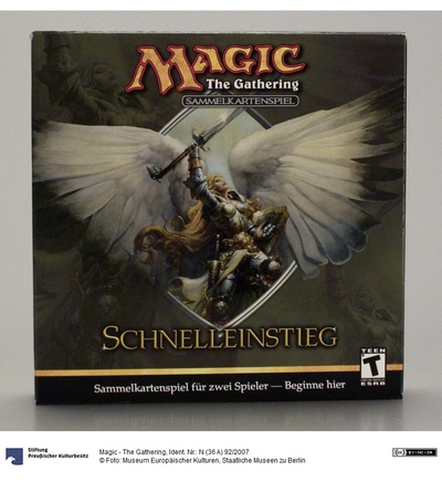 Image from object titled Magic - The Gathering