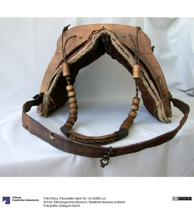 Packsattel