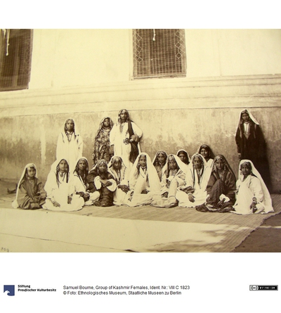 Group of Kashmir Females
