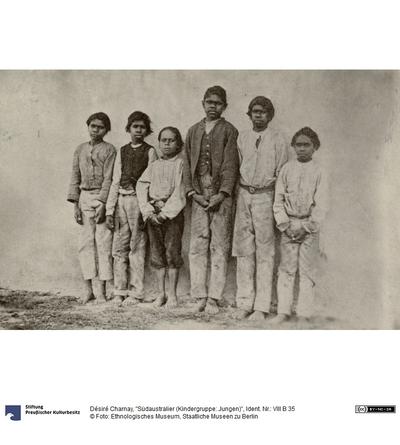 Südaustralier (Kindergruppe: Jungen)