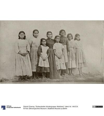 Südaustralier (Kindergruppe: Mädchen)