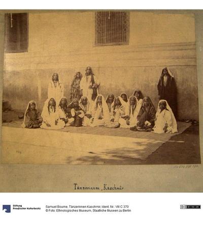 Tänzerinnen Kaschmir