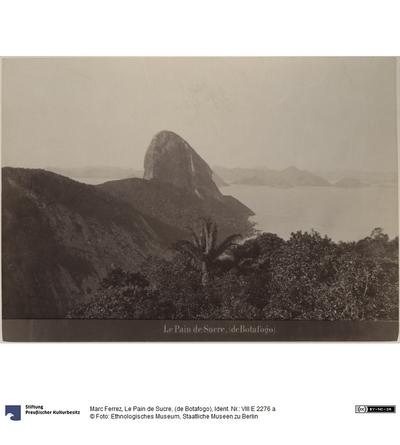 Le Pain de Sucre, (de Botafogo)