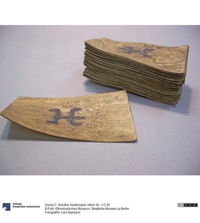 Image from object titled Kartenspiel