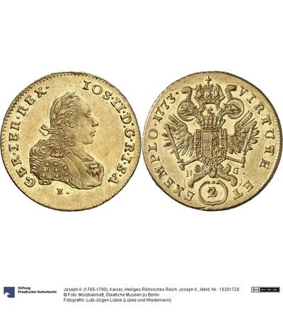 Heiliges Römisches Reich: Joseph II.