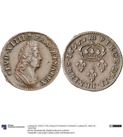 Frankreich: Ludwig XIV.