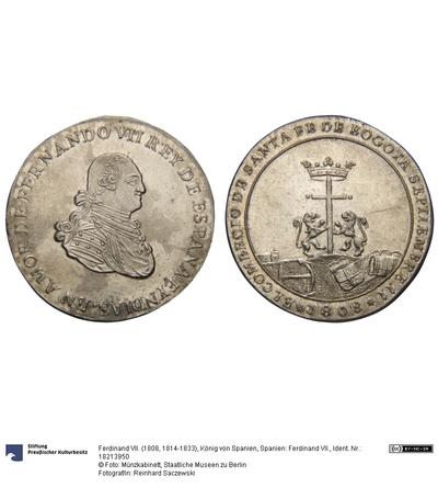 Spanien: Ferdinand VII.